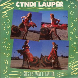 She's So Unusual, il disco di Cindy Lauper che conteneva Girls Just Want to Have Fun
