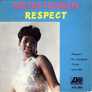 Respect di Aretha Franklin, una delle cover di canzoni più famose