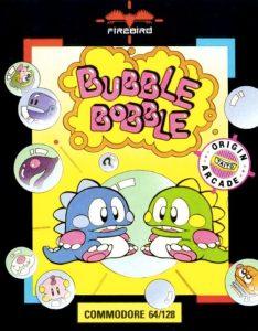 Bubble Bobble, uno dei videogiochi più famosi degli anni '80