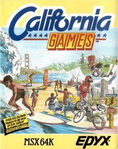 California Games, originale gioco sportivo degli anni '80