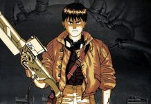 Kaneda, il protagonista del manga Akira