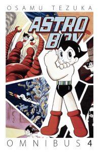 Astro Boy di Osamu Tezuka