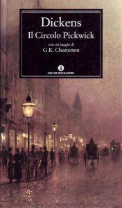 Il Circolo Pickwick, romanzo d'esordio di Charles Dickens