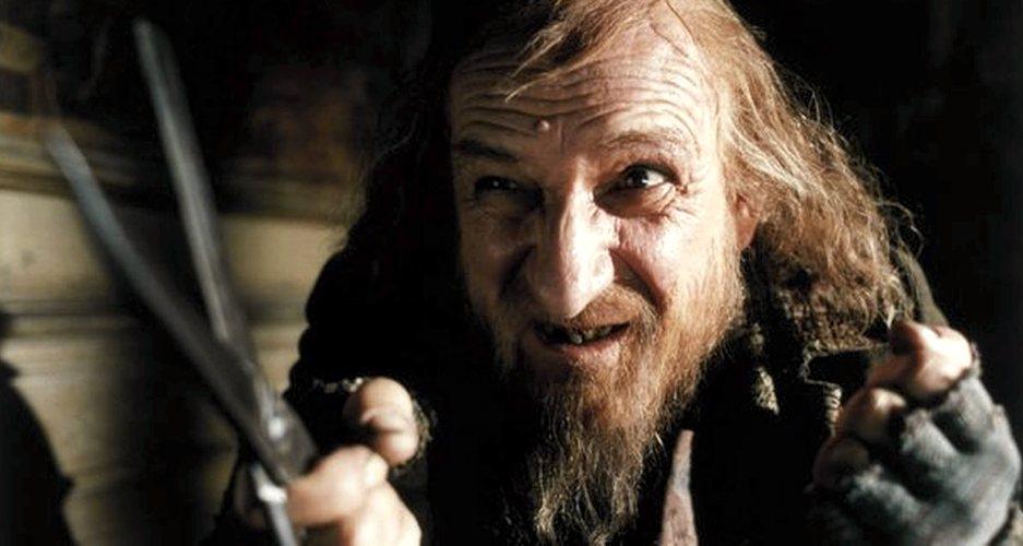 Ben Kingsley nei panni di Fagin