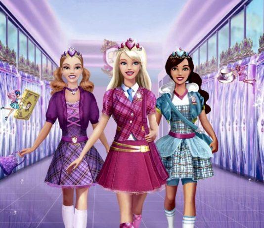 Tutti i film di Barbie