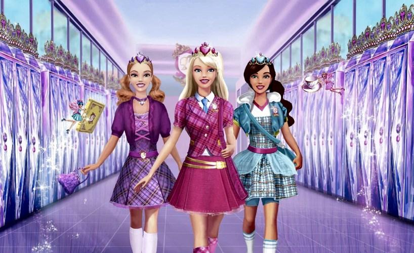Tutti I Film Di Barbie Usciti Finora Cinque Cose Belle