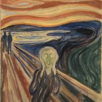 L'ultima versione de L'urlo di Munch