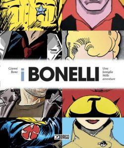 I Bonelli, libro di Gianni Bono sui personaggi della casa editrice