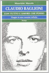 Con tutto l'amore che posso, libro dedicato a Claudio Baglioni