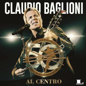 Al centro, recente raccolta di Claudio Baglioni