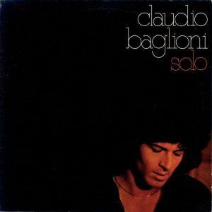 Solo di Claudio Baglioni