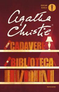 C'è un cadavere in biblioteca, celebre giallo di Agatha Christie