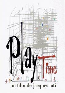 Playtime di Jacques Tati
