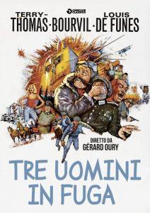 Tre uomini in fuga, una delle più divertenti commedie francesi