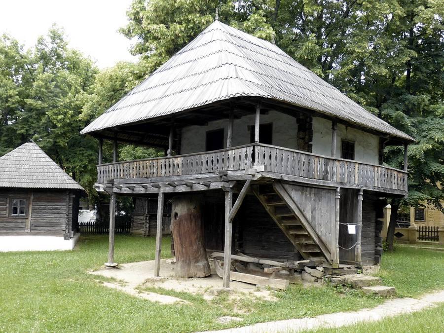 Il Museo del Villaggio, una delle cose da vedere a Bucarest