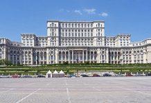 Il Palazzo del Parlamento di Bucarest