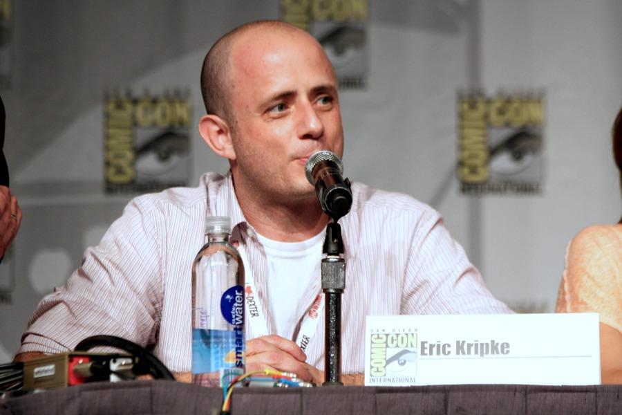 Eric Kripke, creatore di Supernatural (foto di Thibault via Flickr)