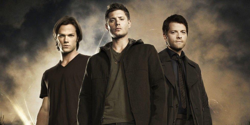 I protagonisti di Supernatural