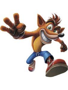 Crash Bandicoot, uno dei personaggi più popolari della storia dei videogiochi