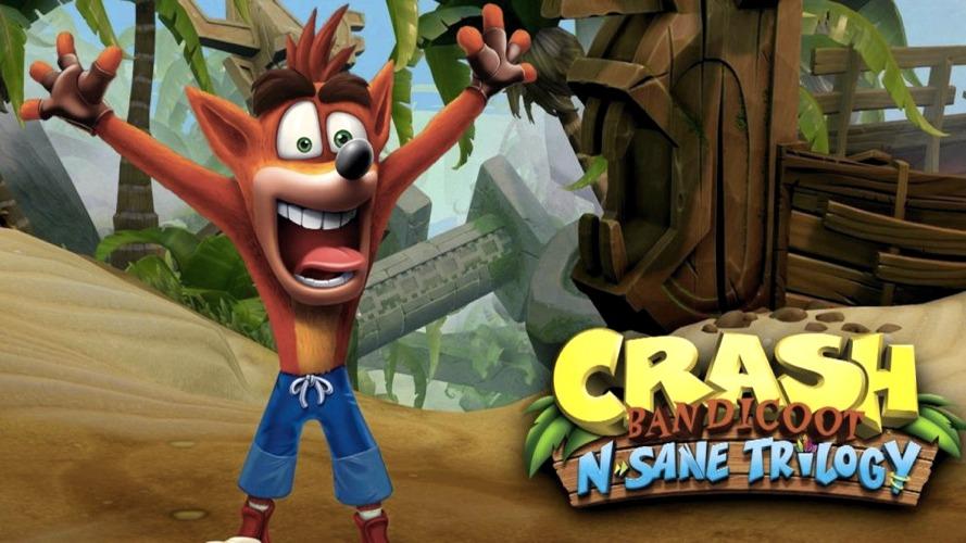 Il recente remake dei primi capitoli della saga di Crash Bandicoot