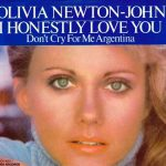 I Honestly Love You di Olivia Newton-John