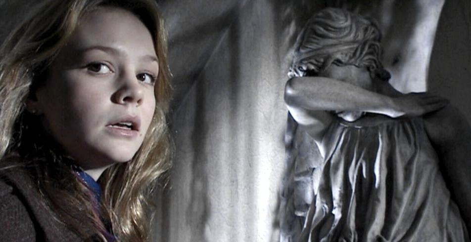Una giovanissima Carey Mulligan, inaspettata protagonista di Colpo d'occhio