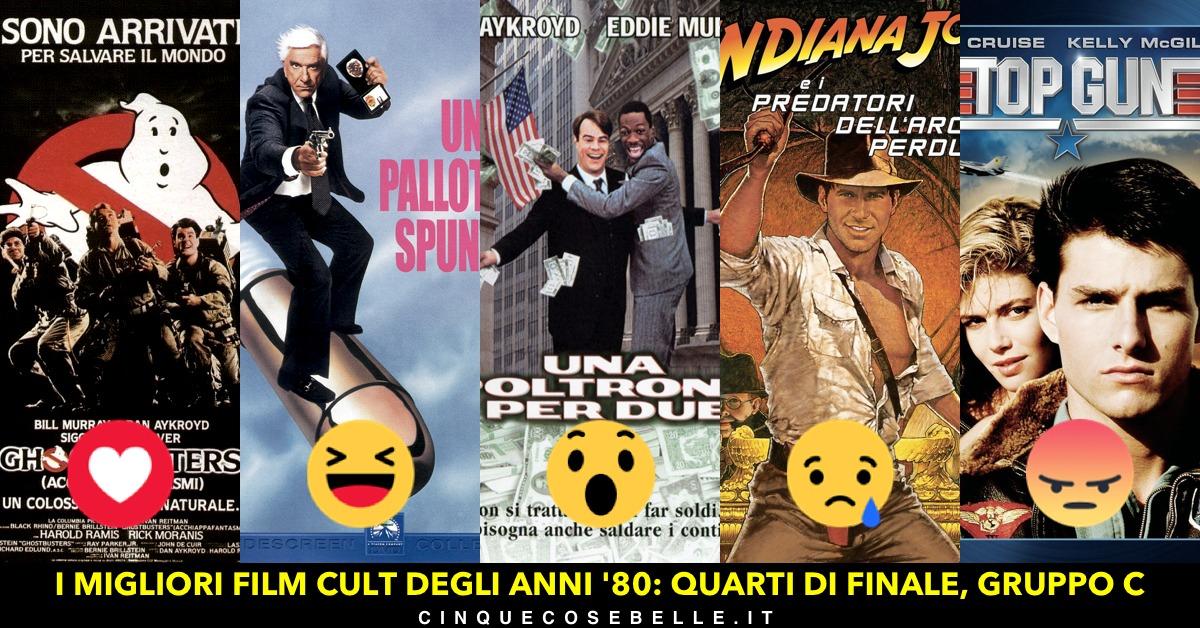 I migliori film cult degli anni 39 80 cinque cose belle for Poltrona scarface
