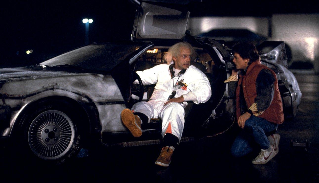 Ritorno al futuro è uno dei film più amati degli anni '80