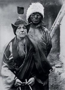 Alexandra David-Néel alla fine degli anni '20