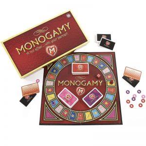 Monogamy, gioco da tavolo per adulti