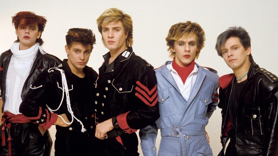 I Duran Duran negli anni '80