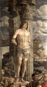 Il San Sebastiano del Mantegna conservato al Louvre