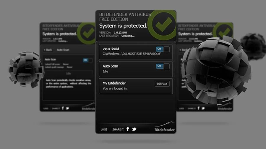 Bitdefender offre protezione di livello anche gratuitamente