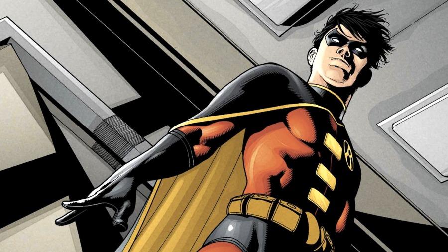 Robin, il giovane eroe della DC Comics
