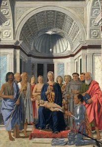La Pala di Brera di Piero della Francesca
