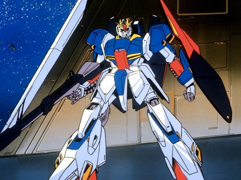 Gundam, uno dei più famosi robot degli anni '80 (e oltre)