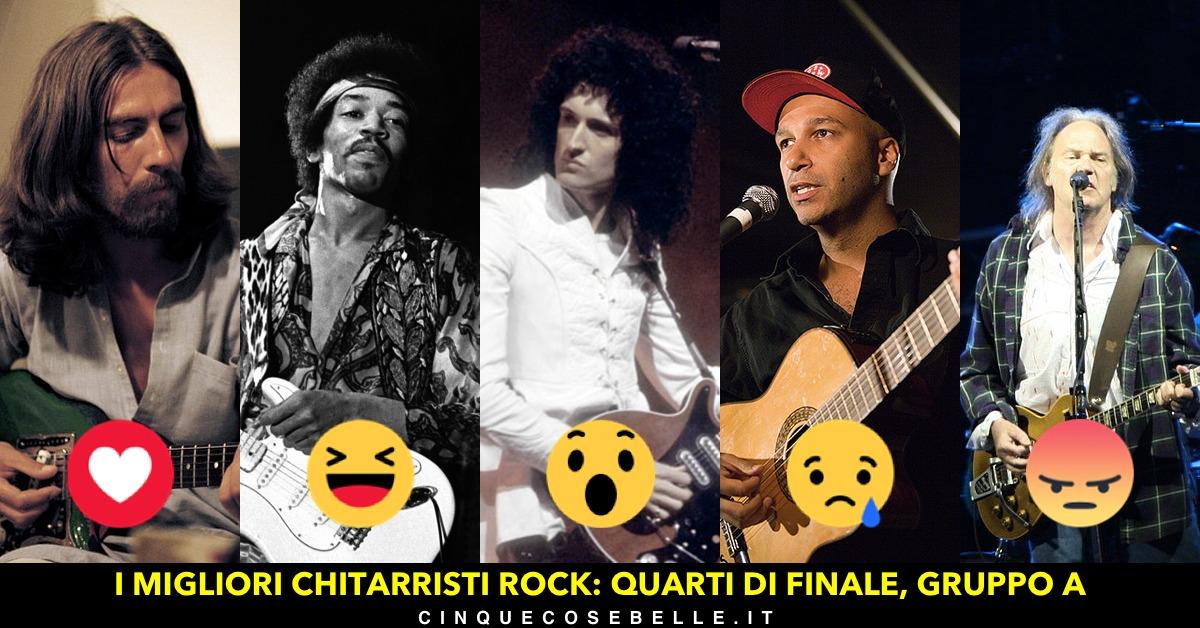 Chitarristi famosi: qual è il migliore?