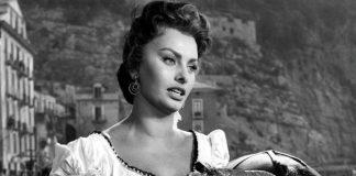 Sophia Loren, una delle più note attrici italiane