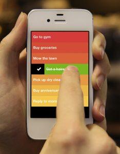 Clear, un'app per creare liste