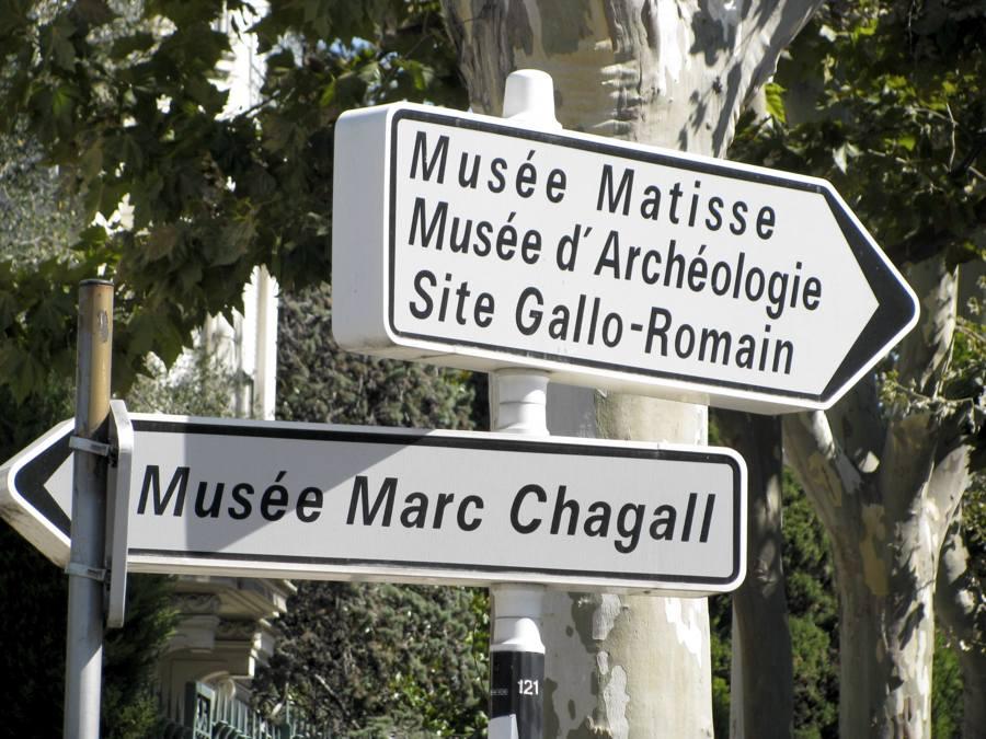 I principali musei artistici di Nizza