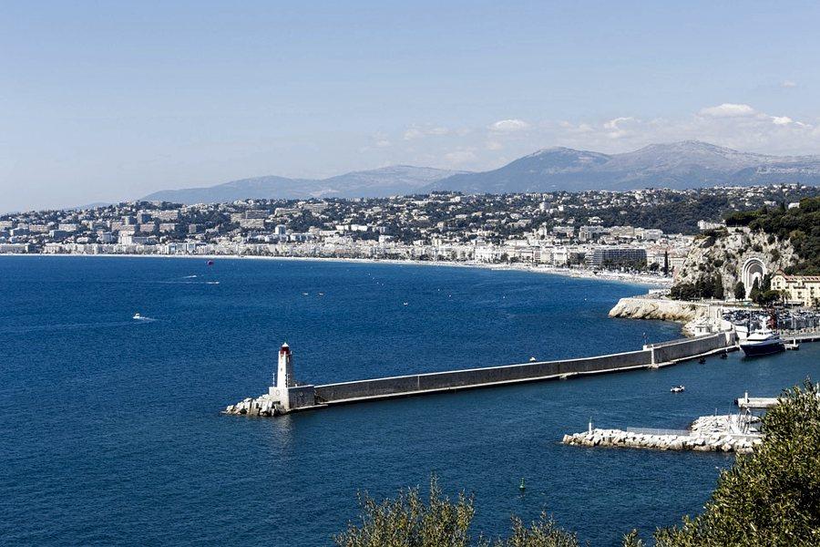 Una bella panoramica che ci introduce a cosa vedere a Nizza