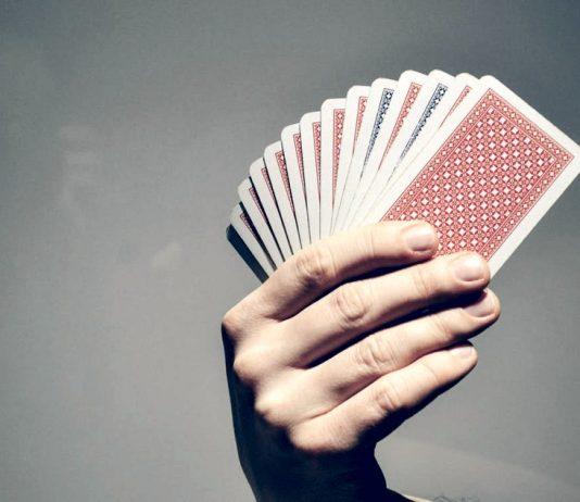 L'elenco dei giochi di carte