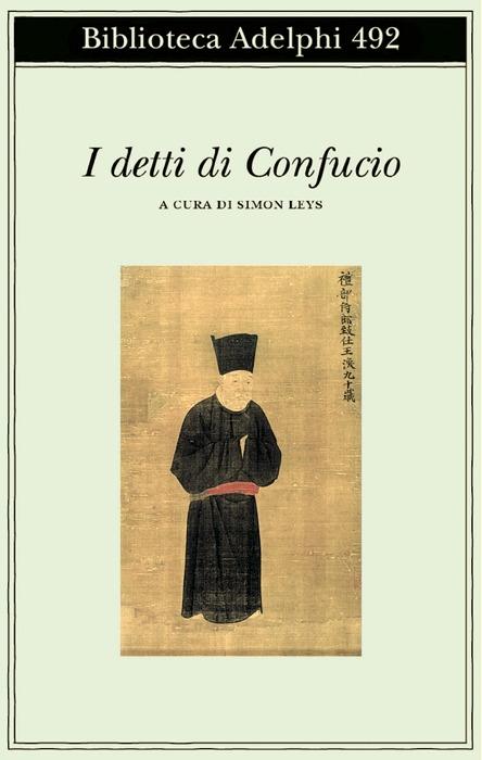 I detti di Confucio nell'edizione Adelphi
