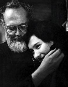 William Eugene Smith ritratto assieme alla moglie Aileen da Consuelo Kanaga