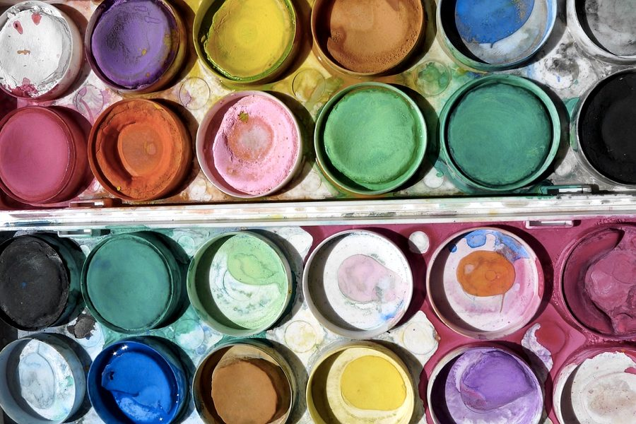 I colori per dipingere