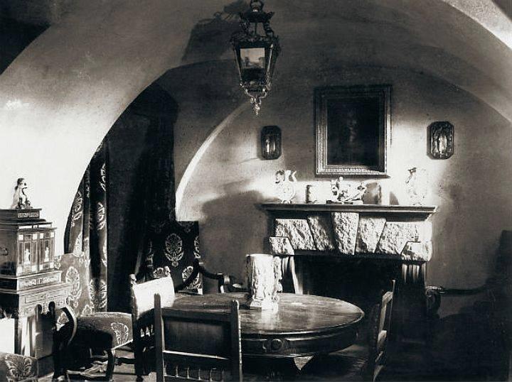 Il seminterrato di Jusupov