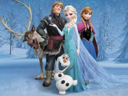 Alla scoperta dei personaggi di Frozen