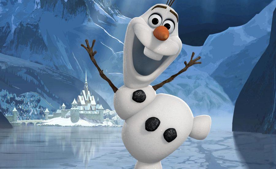 Olaf, il pupazzo di neve
