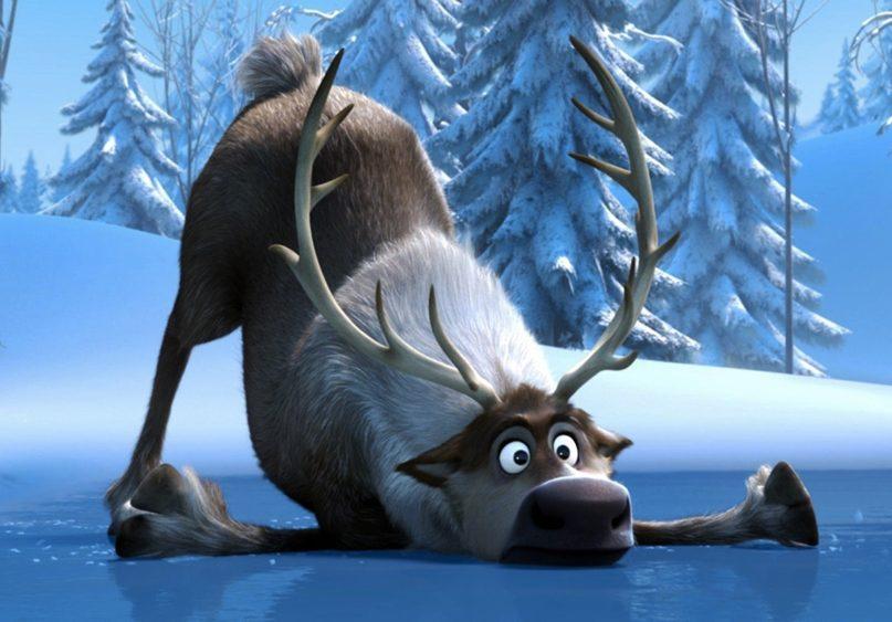 Sven, la renna di Frozen