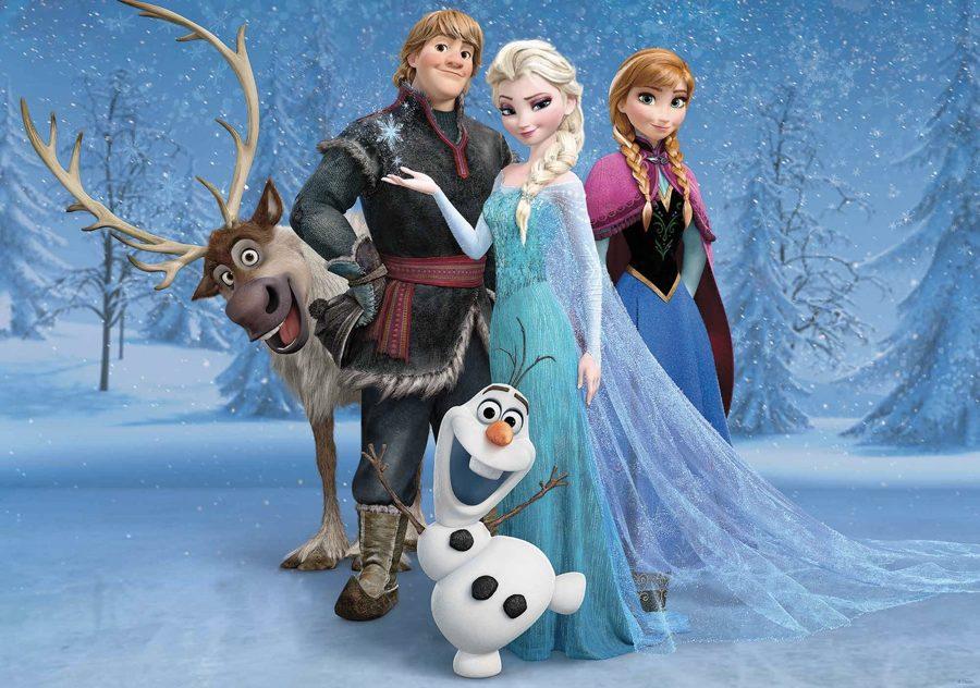 Frozen il regno di ghiaccio scopri i personaggi sky tg